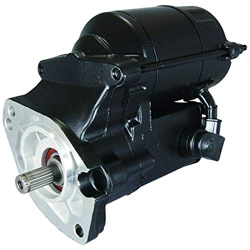 New Starter for Harley Davidson FLHS ELECTRA GLIDE FLHTC CLASSIC 31552-89, 31552-89A, 31552-89B, 31570-89, 31570-89A