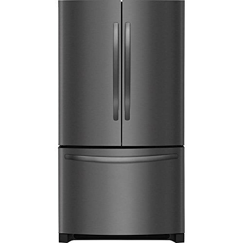 Frigidaire FFHG2250TD 36 Inch Counter Depth French Door Refrigerator with 22.4 cu. ft. Total Capacity, , in Black Stainless Steel
