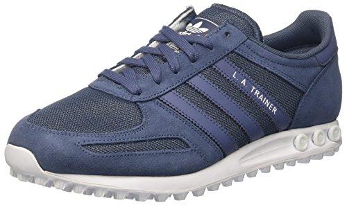 Adidas La Trainer Damen W Gymnastik Blu (tecnologia Inchiostro / Tecnologia / Ftwr Bianco)