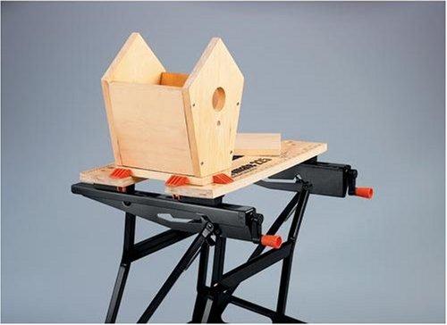 028873792259 - Black & Decker Workmate 225 450 lb. Capacity Portable Work Bench carousel main 9
