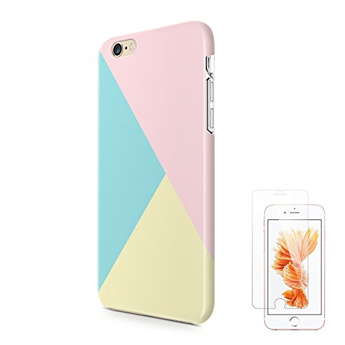 Protective uCOLOR Geometric Tempered Protector