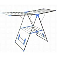 Foldable cloth dryer stand Indore & outdoor - Steel