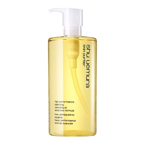 Shu Uemura Cleansing Oil - Shu Uemura High Performance Balancing Cleansing Oil, Advanced Formula, 15.2 Ounce
