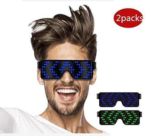 Led Light Up Eyeglasses in US - 8