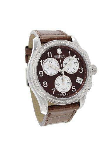 - Victorinox Swiss Army Chrono Classic Women's Quartz Watch 241420