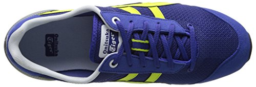 Onitsuka Tiger Metro Nomad Fashion Sneaker Dark Blue/Lime 93Wx1