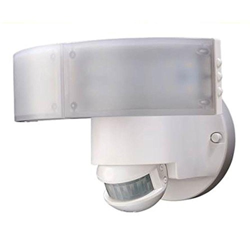 Defiant 180 Degree Outdoor White Motion Security Light
