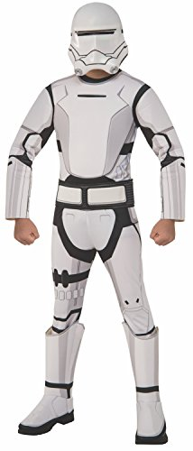 (Rubie's Costume Star Wars Episode VII: The Force Awakens Deluxe Flametrooper Child Costume, Small)