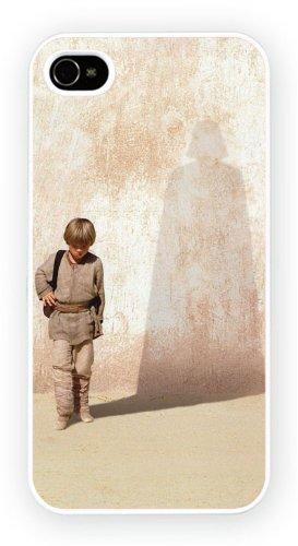 Star Wars: Episode I - The Phantom Menace - Anakin, iPhone 5 5S, Etui de téléphone mobile - encre brillant impression