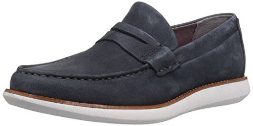 Pennies Blue Sperry (Sperry Top-Sider Men's Kennedy Penny Loafer, Navy, 10.5 M US)