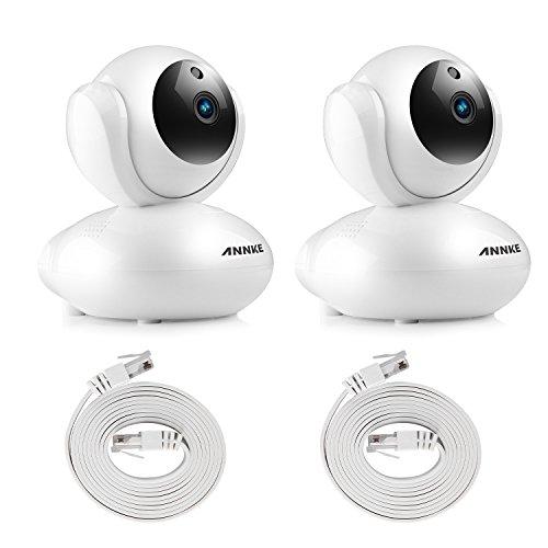 ANNKE  WiFi Camera HD 720P Wireless IP Camera Home Security
