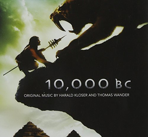 10,000 Bc (Score) by Various Artists (2008-03-11)