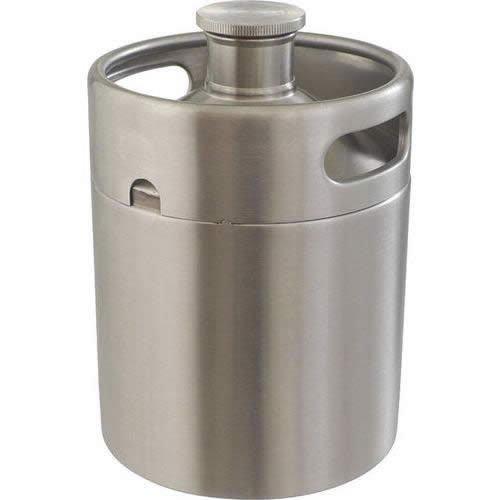 Stainless Steel Mini Keg Growler product image
