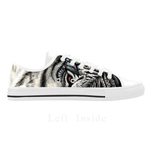 JIUDUIDODO Schuhe Herren-Mode Schuhe Herren Personalisierte Leder von Adler, Größe: 40EU