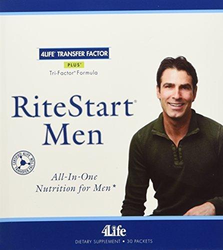 RiteStart Men 15 DAY SUPPLY by 4Life Research (Rite Start Men)