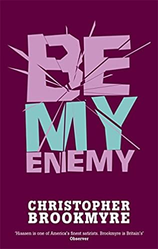 book cover of Be My Enemy