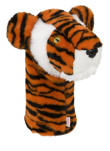 (Daphne's Tiger Headcovers)