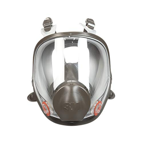 3M Full Facepiece Reusable Respirator 6700/54145, Respiratory Protection, Small (Pack of 1) ()