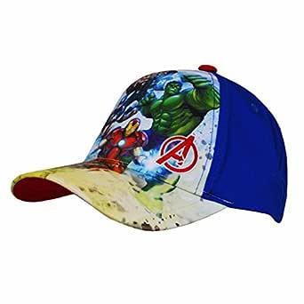 Marvel - Gorra estilo béisbol oficial de Avengers (Vengadores ...