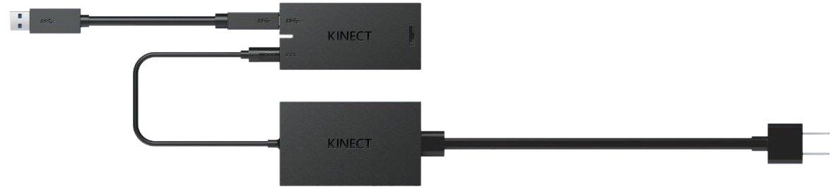Microsoft OEM Kinect Adaptador para Windows