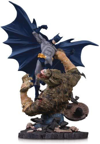 DC Collectibles Batman Vs. Killer Croc Mini Battle Statue
