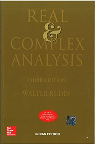Real complex analysis walter rudin 9780070619876 amazon real complex analysis walter rudin 9780070619876 amazon books fandeluxe Images
