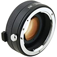 Zhongyi Mitakon Turbo II Focal Reducer Booster Adapter Pentax K PK Lens to Sony E NEX Camera