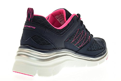 Pictures of Skechers Womens Fashion Fit - Not Afraid Blu 3