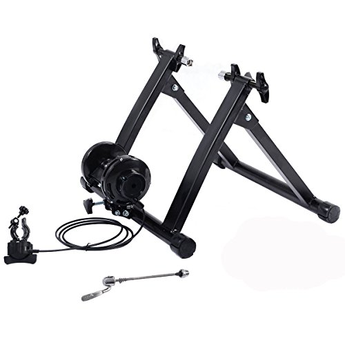 Indoor Exercise Bicycle Trainer Magnetic 7 level Resistance Stand