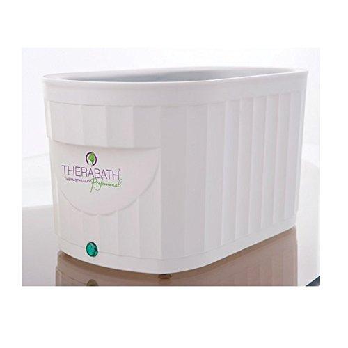 TherabathPRO Combo Foot ComforKit Heat Therapy Unit (Vanilla Cupcake)