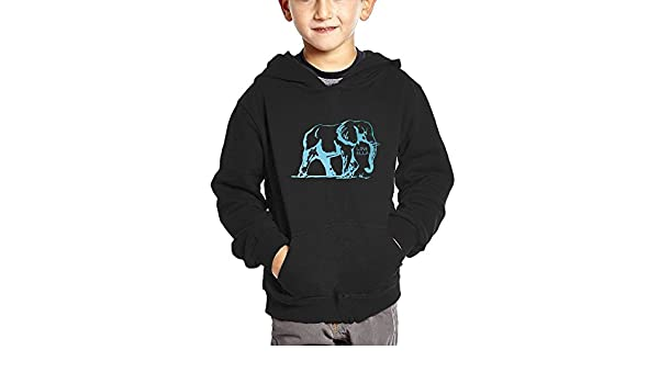 02e06caa9861 Amazon.com  Ivory Ella Boys Casual Soft Comfortable Sweatshirts Pocket  Hoodies  Clothing
