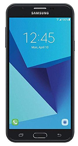 Samsung Galaxy J7 Verizon, Prepaid 16GB Black
