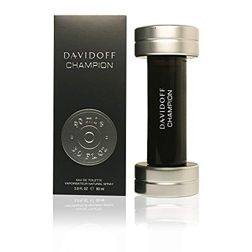 Davidoff Champion Men Eau-De-Toilette Spray by Davidoff, 3 Ounce