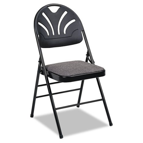 fan back folding chairs - 6