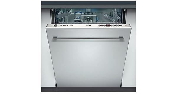 Bosch SGV55M53EU Totalmente integrado 12cubiertos A lavavajilla ...