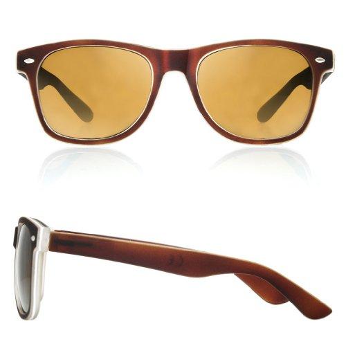 de gafas de UV marca lectores gafas lectura hombre 4sold Rubi nbsp;marrón 4sold sol carey Estilo UV400 Unisex Mujer Reader para de nbsp;fuerza 5 Brown 1 sol wt05nRq
