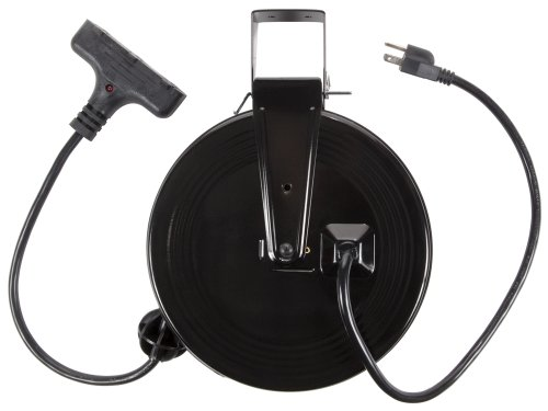 retractable electric cord reel - 8