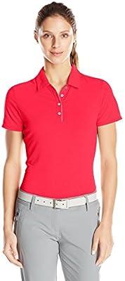 adidas Golf Essentials Polo de manga corta para mujer - TW3037S5 ...