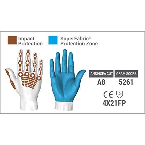 HexArmor Chrome Series 4030 Cut Resistant Breathable Summer Work Gloves by HexArmor (Image #2)