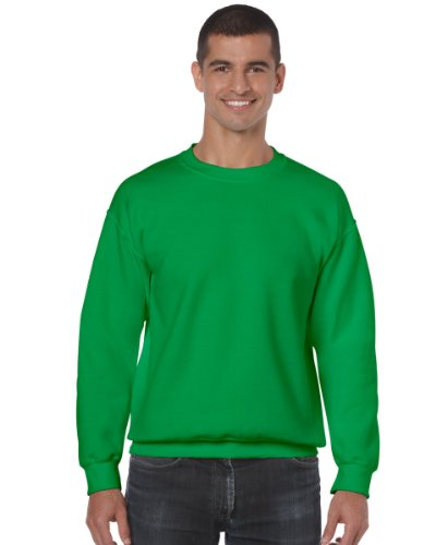 Gildan Heavy Blend (DE) Sweatshirt 50/50, Farbe: Irish Green, Größe: XL