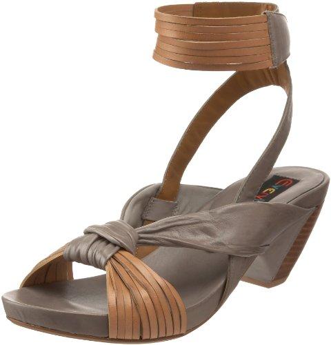 Alle Kvinners Panzano Ankel-stropp Sandal Aske Grå