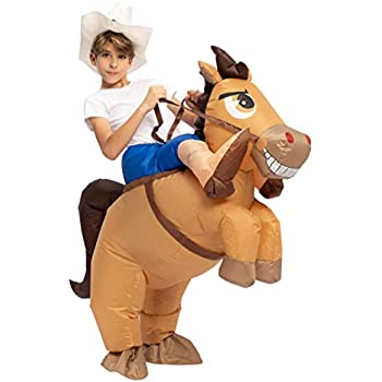 Amazon.com: Giant Horse Inflable Kids: Toys & Games