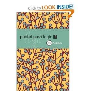 Pocket PoshLogic 2100 Puzzles bySociety