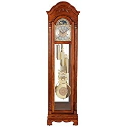 Ridgeway 2583 Kingsley (2286 Replaceme Grandfather Clock, Treasure Oak