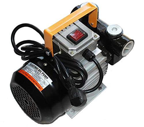 iMeshbean Self Prime 110V AC 16GPM Oil Transfer Pump Fuel Diesel Kerosene Biodiesel Pumps