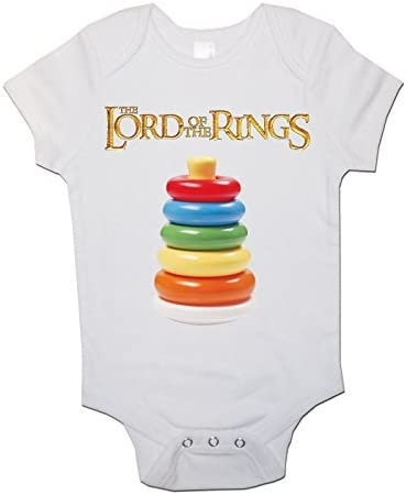 Lord of the Rings 6 a 9 meses Body para beb/é