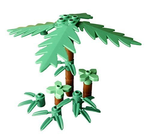 LEGO Jungle Tree Pack (Lego Halloween Costumes)