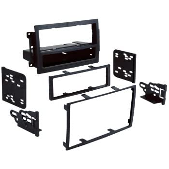 41Bt7l5njyL._SL500_AC_SS350_ amazon com metra 95 6522b double din stereo install dash kit for Dodge Ram Tail Light Wiring at bayanpartner.co