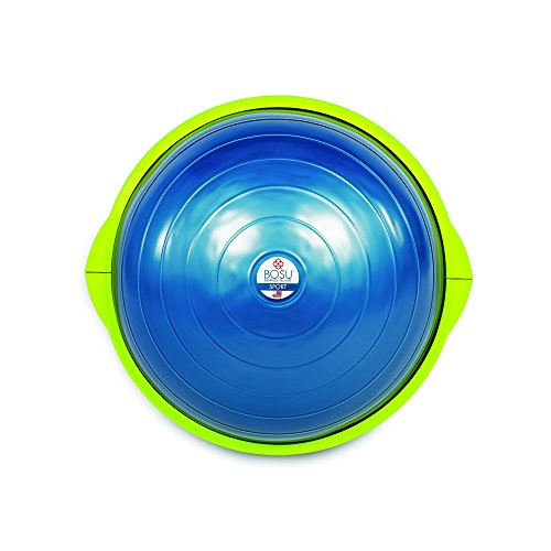 Bosu Sport Balance Trainer, 50cm, Blue