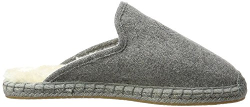 Gris Por Slipper grey 70914289301606 Casa O'polo Para Estar Marc Zapatillas De Melange Mujer Home qPT6B